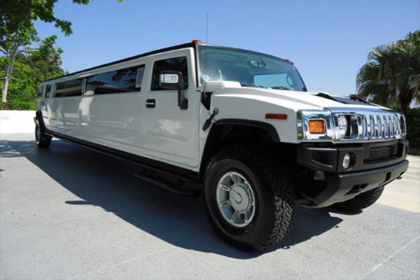 14 Person Hummer San Antonio Limo Rental