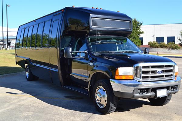 15 Person Party Bus San Antonio