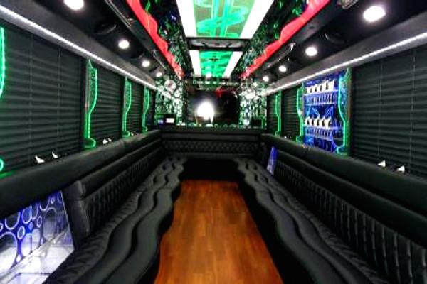 20 Person Party Bus 1 San Antonio