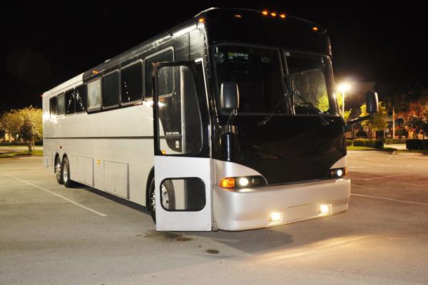 40 Person Party Bus San Antonio