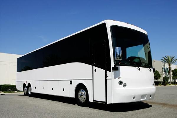 50 Person Charter Bus Service San Antonio